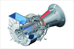 Gas Turbine units for industrial and oil & gas field